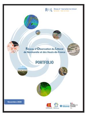 Productions cartographiques du GIP Réseau d'observation du littoral de Normandie et des Hauts-de-France – Portfolio